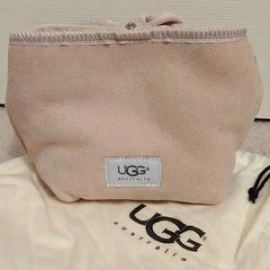 Light baby Pink UGG small hand bag